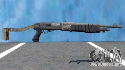 PAYDAY 2 Predator 12G para GTA San Andreas