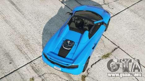 McLaren 12C Spider 2012