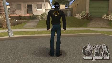 KYO KOF XV para GTA San Andreas