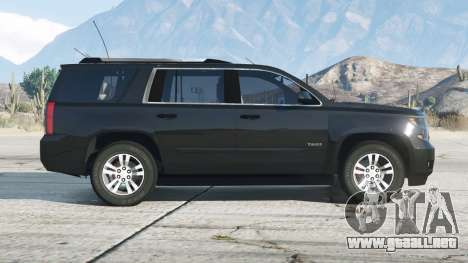 Chevrolet Tahoe FBI