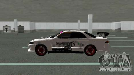 Toyota Mark ll Tuning para GTA San Andreas