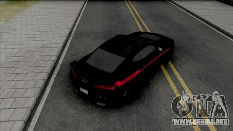 Chevrolet Camaro ZL1 Hennessey Exorcist para GTA San Andreas