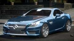 Mercedes Benz SLK55 GST V1.1 para GTA 4