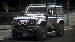 Land Rover Defender Off-Road PJ10
