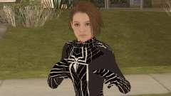 Black Spider Valentine para GTA San Andreas