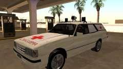 Chevrolet Caravan Diplomat 1992 Ambulancia