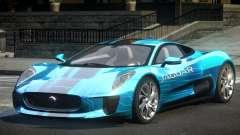 Jaguar C-X75 GT L9 para GTA 4