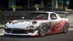 Mazda RX7 GS-R L7 para GTA 4