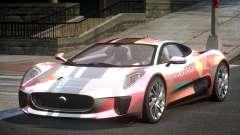 Jaguar C-X75 GT L5 para GTA 4