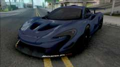 McLaren P1 GTR (SA Lights) para GTA San Andreas