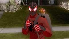 Spider-Man Miles Morales Bodega Cat Suit para GTA San Andreas