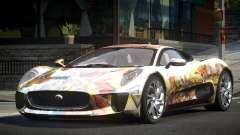 Jaguar C-X75 GT L4 para GTA 4