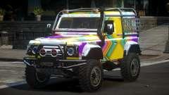 Land Rover Defender Off-Road PJ8