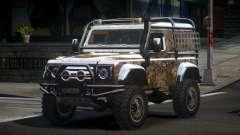 Land Rover Defender Off-Road PJ9