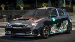 Subaru Impreza STI SP-R L9 para GTA 4