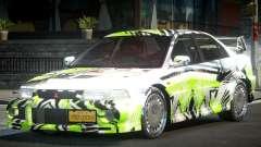Mitsubishi Evolution VI PSI RC PJ2 para GTA 4