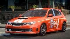 Subaru Impreza STI SP-R L5 para GTA 4