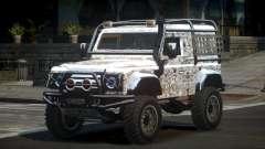 Land Rover Defender Off-Road PJ7