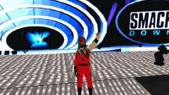 WWF No Mercy Style Kane Skin (atuendo de 1999) para GTA San Andreas