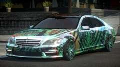 Mercedes-Benz S65 U-Style PJ7