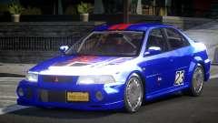 Mitsubishi Evolution VI PSI RC PJ5 para GTA 4