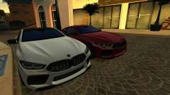 BMW M8 Competition para GTA San Andreas