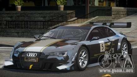 Audi RS5 GST Racing L3 para GTA 4