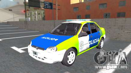 Chevrolet Corsa PBA Version 1 para GTA San Andreas