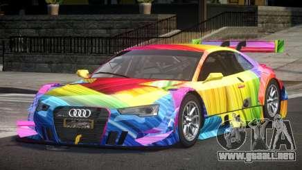 Audi RS5 GST Racing L6 para GTA 4