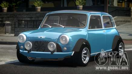 Mini Cooper BS para GTA 4