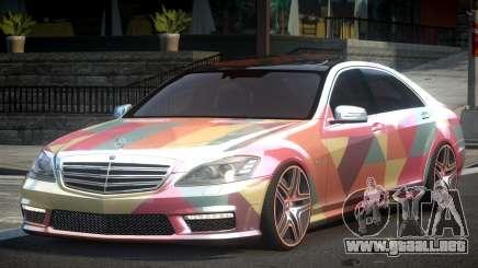 Mercedes-Benz S65 U-Style PJ2 para GTA 4