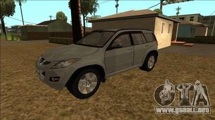 2012 Great Wall Hover H5 para GTA San Andreas