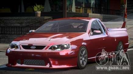 Ford Falcon XR8 GS para GTA 4