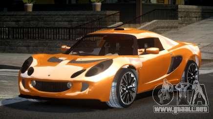 Lotus Exige GS V1.1 para GTA 4