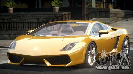 Lamborghini Gallardo CLK para GTA 4