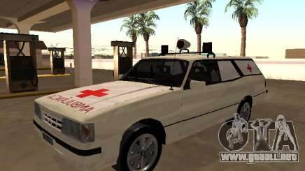 Chevrolet Caravan Diplomat 1992 Ambulancia para GTA San Andreas