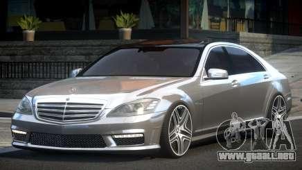 Mercedes-Benz S65 U-Style para GTA 4
