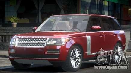 Range Rover Vogue GS V1.1 para GTA 4