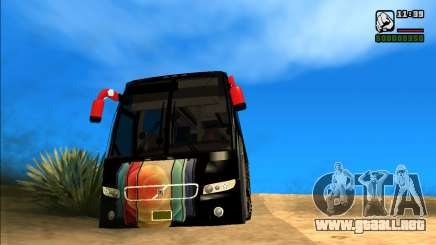 IPHONE 12 VOLVO BUS para GTA San Andreas