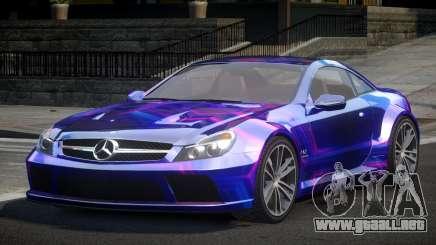 Mercedes-Benz SL65 BS Sport PJ4 para GTA 4