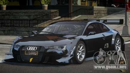 Audi RS5 GST Racing para GTA 4