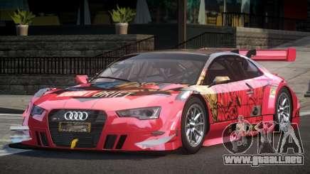 Audi RS5 GST Racing L2 para GTA 4