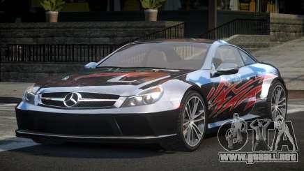 Mercedes-Benz SL65 BS Sport PJ3 para GTA 4