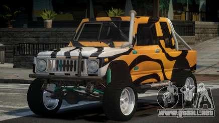 Suzuki Samurai Off-Road PJ5 para GTA 4