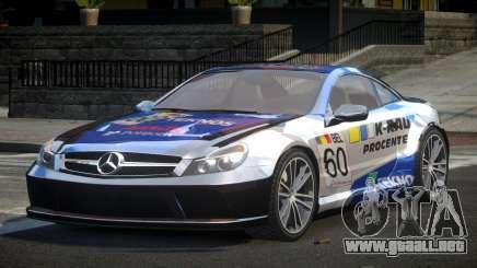 Mercedes-Benz SL65 BS Sport PJ10 para GTA 4