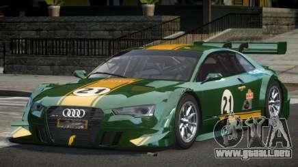 Audi RS5 GST Racing L9 para GTA 4