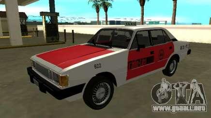 Chev Opala Diplomat 1987 Radio Taxi de COOPERT para GTA San Andreas