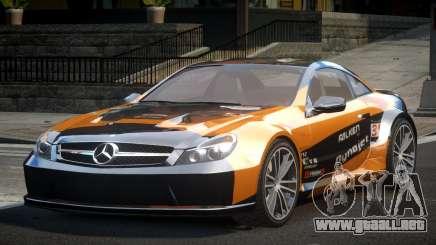 Mercedes-Benz SL65 BS Sport PJ1 para GTA 4
