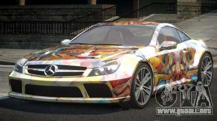 Mercedes-Benz SL65 BS Sport PJ8 para GTA 4