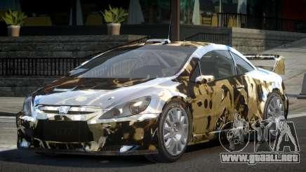 Peugeot 307 GST-R L5 para GTA 4